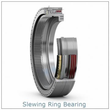 American Certified Worm Drive Slewing Ring Yaw Ring Gear