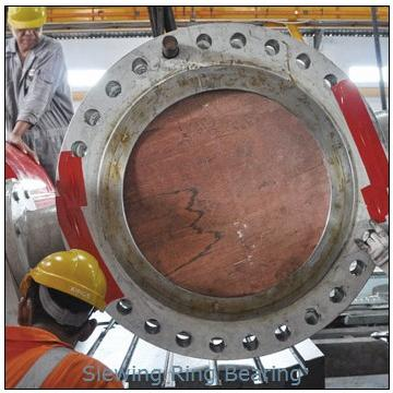 High Precision Excavator Turret Bearings Turret Ring