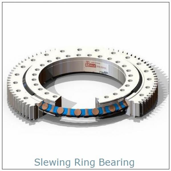 smaller size 7 inch single worm slewing drive SE7 for solar tracker #1 image