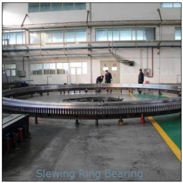 single row cross roller slewing ring bearing for Robot arm #1 image