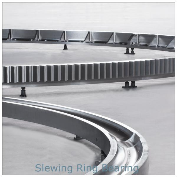 Competitive Price welding turntable slewing bearing in stock #1 image